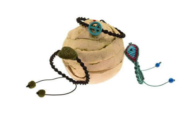 Handmade Decorated Bracelets
