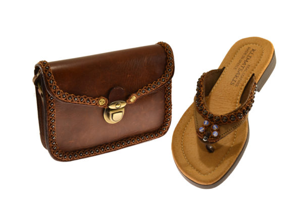 Handmade Handbags and Sandals
